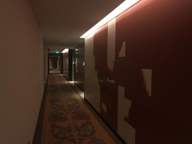 酒店隔声墙